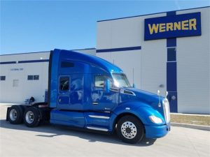Werner fleet sales - purchasing from fleets