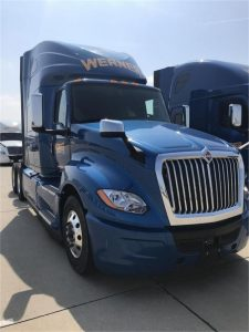 International Trucks For Sale - Werner Fleet Sales - Used